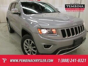 2016 Jeep Grand Cherokee Limited *REMOTE START, LEATHER, REAR CA