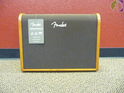 Fender Acoustic 100 Watt 120V Acoustic Guitar Amplifier Combo, Free Shipping
