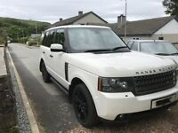 2010 Model Range Rover Vogue