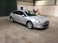09 Reg Citroen c5 exclusive 2.0 hdi 1 owner pristine guaranteed cheapest in country
