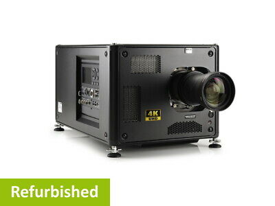 Barco HDX-4K20 FLEX Projector, 19.000 ANSI, 1.900:1, 4K 3.840x2.400, 3-Chip-DLP