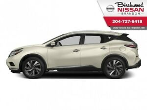 2016 Nissan Murano SL Priced TO GO!
