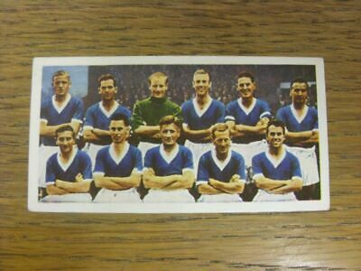 Oriental Trading Soccer (1958 Trade Card: Leyton Orient - Team Group [Card No.48] Soccer Bubble Gum 2nd)