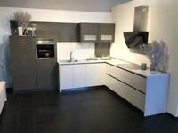 NEU Grifflos Winkelküche L-Form KÜCHENZEILE Einbauküche k05 Niedersachsen - Melle Vorschau