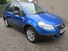 FIAT SEDICI MULTIJET DYNAMIC 4WD -- WITH ONLY 63287 MILES -- (blue) 2006