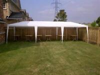 Tables, Chairs, Canopy / Tent to Rent / bouncy castle