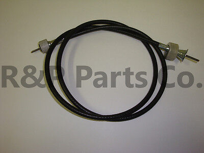 Tachometer Cable For Ford Tractor 2000 2600 3000 3600 4000 4600 5000 5600 6600
