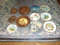 Small collection plates