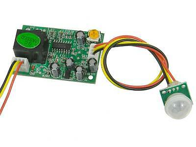 Pir Motion Detector Module  32183 Sc