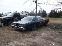 1975 76 pontiac grandville parting out