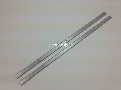 12-12 Inch Replacement Planer Knife For 70120 Sip Thicknesser Blade - Set Of 2