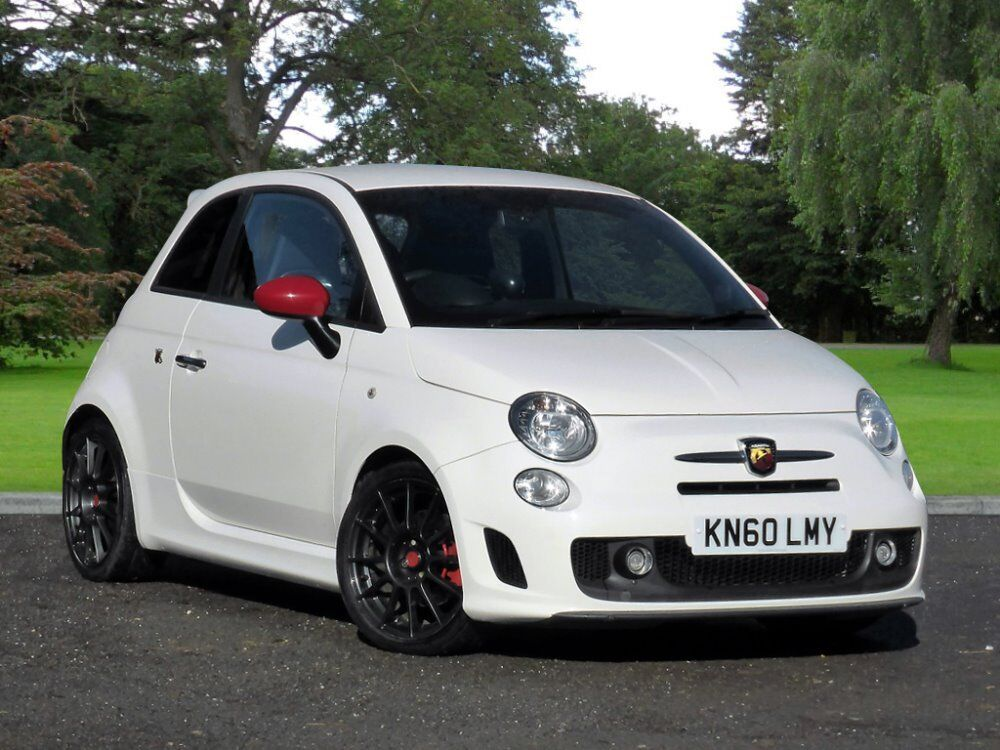 abarth 500 abarth esseesse white 2010 in hinckley leicestershire gumtree. Black Bedroom Furniture Sets. Home Design Ideas