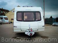 (Ref: 878) Swift Charisma 590 6 Berth Touring Caravan