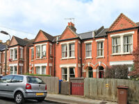Brimming with charm, this two bedroom Victorian garden flat is spacious and has a cosy feel.