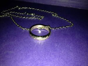 The One Ring from LOTR Stratford Kitchener Area image 3