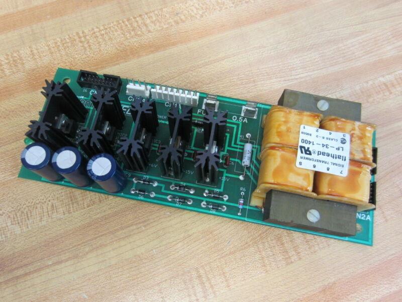 Carotron C11120-000 Power Supply Bd C11120000