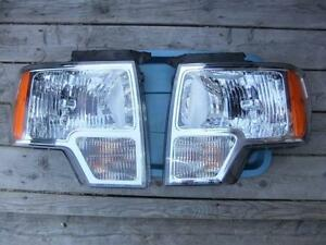 OEM Pairs de Lumieres Phares avant Ford F-150 2009 a 2014