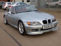 BMW 1 SERIES Z3 ROADSTER (silver) 1998