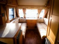 (Ref: 722) Elddis Avante 362 2 Berth **Awning Included**