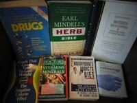 Health/Medicine Books