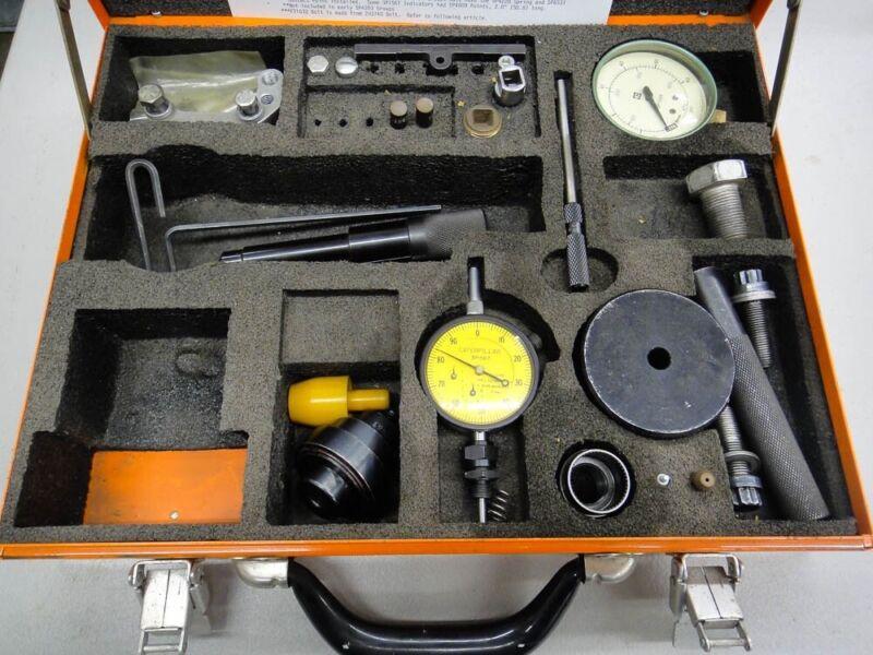 CAT 5P4203 Sleeve Metering Field Service Tool Group USED