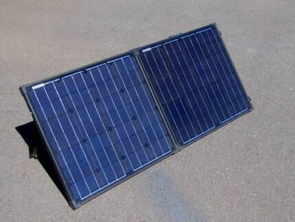 G&P New Energy 12V 120W Folding Portable Solar Panels Caravan