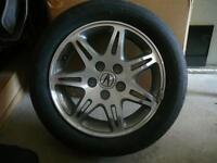 "16"" alloy wheels for 2001 Acura 3.2 TL"