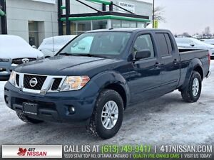 2016 Nissan Frontier SV | Heated Seats, Rear Camera, Bluetooth