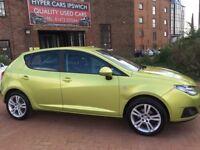SEAT IBIZA SPORT (yellow) 2008