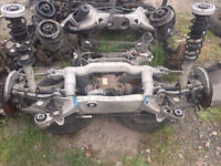 BMW X5 E53 Diesel 3.91 Ratio Rear Diff Differential - used 120k miles 2004-2006 MODELS 218 BHP AUTO