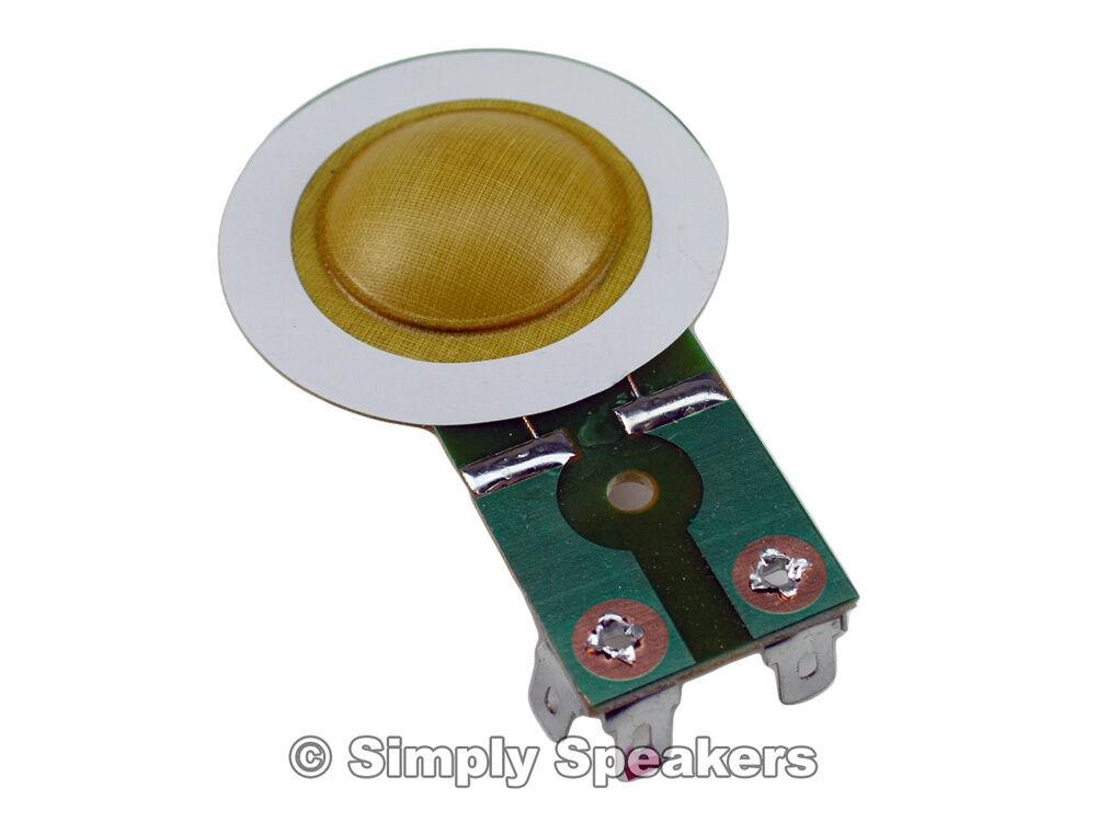 Peavey Impulse 200 500 1280 1282 Horn Driver Diaphragm Speaker Repair Part