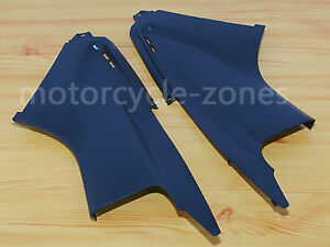 Ram Air Fairing Dust Tube Cover Fairing Cowl Unpainted For Yamaha YZF R6 2003-05