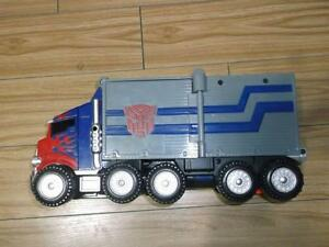 OPTIMUS PRIME TRANSFORMER /GUN FOR SALE