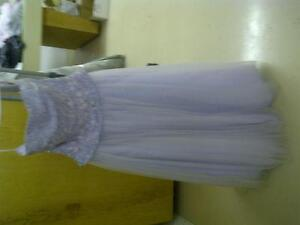 Vintage gowns and dresses