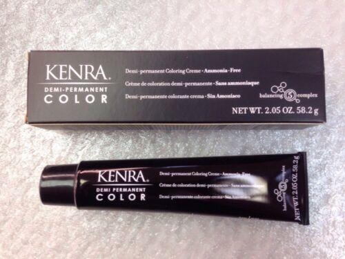 Kenra Demi Permanent Ammonia Free Hair Color 3VR Dark Brown