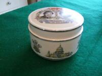 Charles and Diana   trinket box