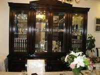 beatifull dimitri china closet for sale