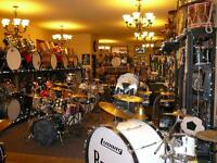 """CANADAS LARGEST VINTAGE DRUM SHOP"""