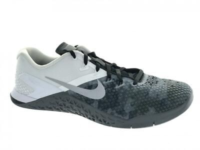 official photos 2628c 6eed8 Men s Nike Metcon 4 XD Cross Training Shoes BV1636-012 Black Grey White Size  11 Ebay.com ...