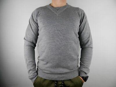 Adidas SLVR KNIT SWEATER Pullover Herren Baumwolle Strickpullover Schwarz Neu XS ()