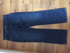 Wrangler Mens Alaska Jeans Size W31 L30