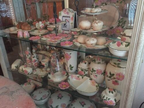 Franciscan Desert Rose Vintage, Retired, Rare & Hard To Find Pieces. Estate Sale