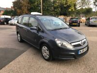 Vauxhall Zafira Expression 1.6 Petrol 7 Seater Low Mileage 1 Owner