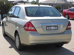 2006 Nissan Tiida Sedan Glenthorne Greater Taree Area Preview