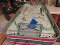 "Monteal Canadiens 1950's Eagle Toys ""PeeWee Hockey"" Game w/Box"