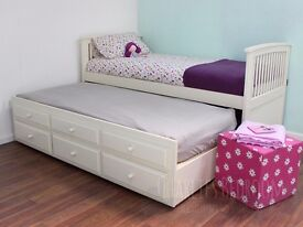 Julian Bowers Hornblower cabin bed with pull out guest bed