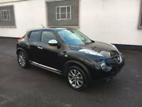 2014 NISSAN JUKE TEKNA DIG-TURBO 4X4 1.6 AUTO CVT DAMAGED SALVAGE REPAIRABLE