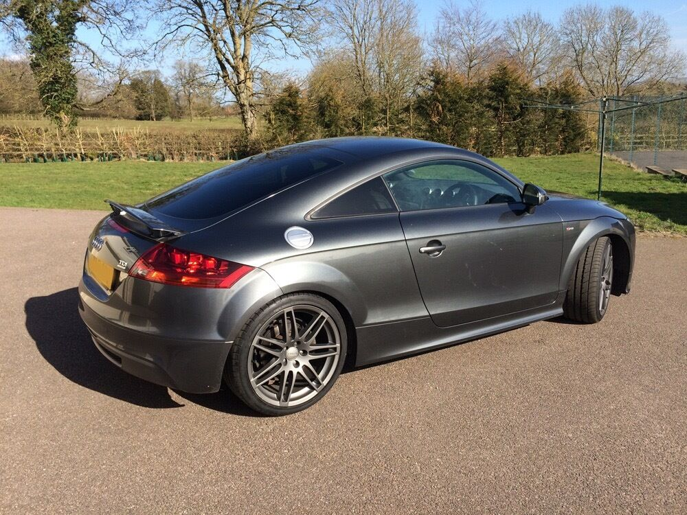 Audi TT 2.0 TDi S Tronic Black Edition S Line Quattro - Daytona Grey  Audi Tt Grey on 2012 bmw 528i grey, 2012 mazda 6 grey, 2012 chrysler 200 grey, 2012 bmw 335i grey, 2012 chevrolet corvette convertible grey, 2012 honda accord coupe grey, 2012 hyundai veloster grey, 2012 scion tc grey, 2012 ford fusion grey, 2012 toyota corolla grey, 2012 ford taurus grey, 2012 jeep patriot grey, 2012 jeep grand cherokee grey, 2012 dodge avenger grey, 2012 hyundai accent grey, 2012 toyota highlander grey,