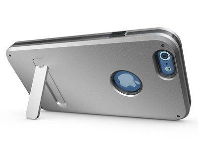 Silver Strong Box Hybrid Case