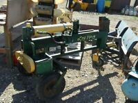 Electric Log Hog Log Splitter $1500.00 OB0